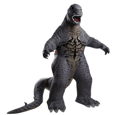 Godzilla Inflatable Adult Costume 880856 - Godzilla Halloween