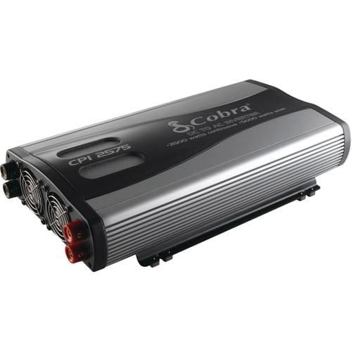 Cobra CPI 2575 5,000W, 12V DC To 120V AC Power Inverter