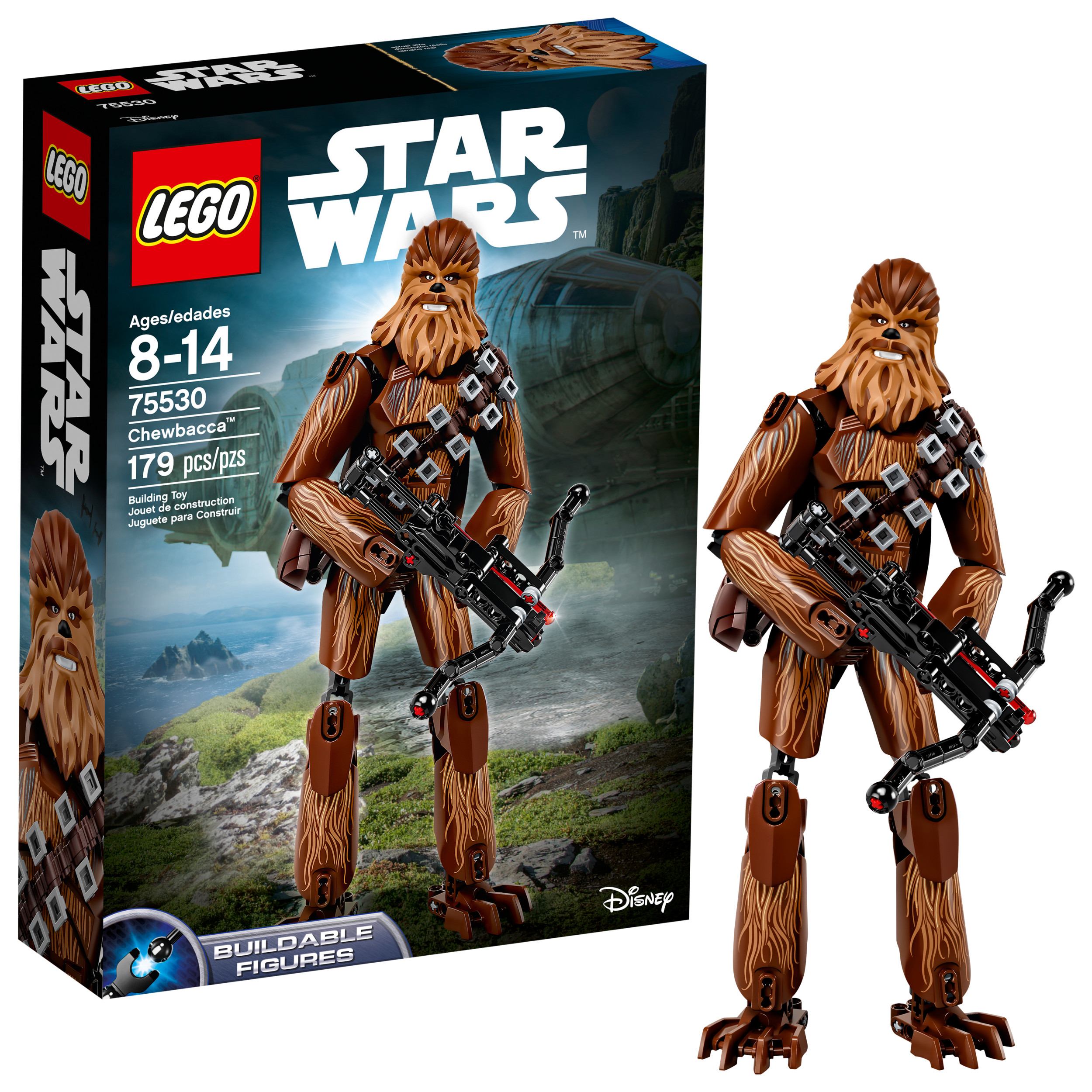 LEGO Constraction Star Wars Chewbacca™ 75530