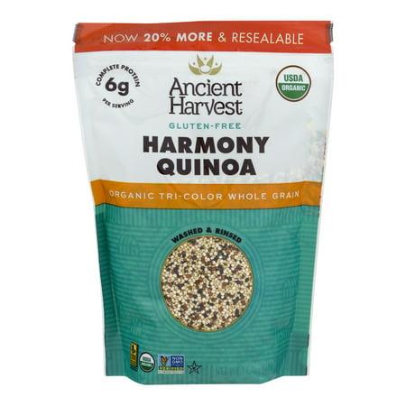 Ancient Harvest Whole Grain Organic Gluten Free Harmony Quinoa