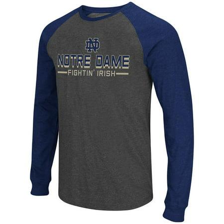 Mens NCAA Northern Illinois Huskies Olympus II Long Sleeve Tee (Best Fishing In Northern Illinois)