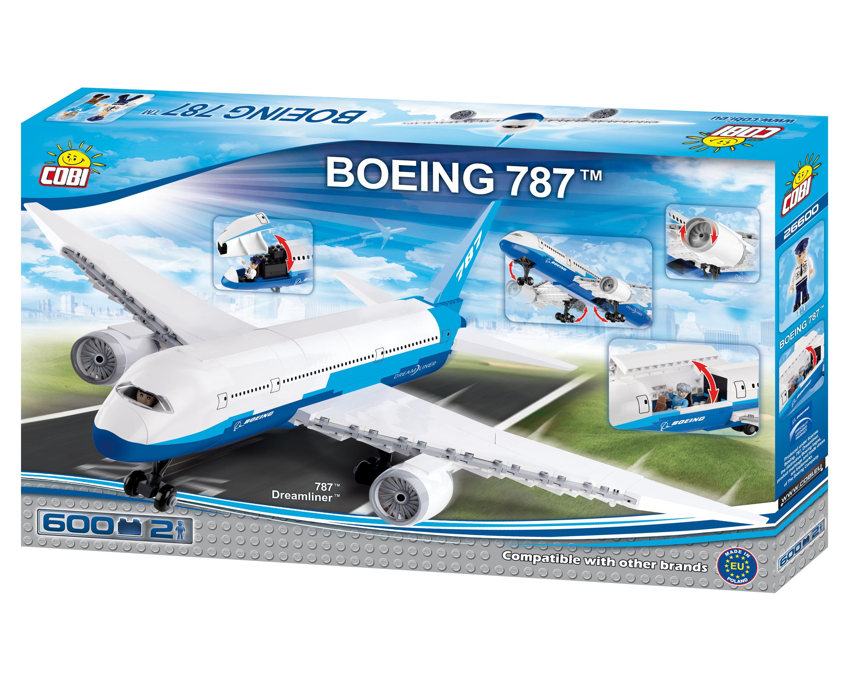 COBI Boeing - 787 Dreamliner