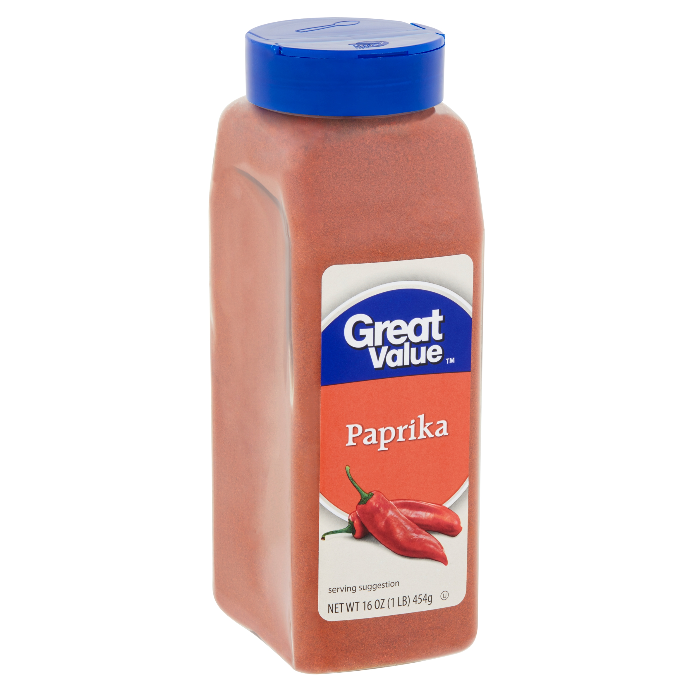 Great Value Paprika, 16 oz