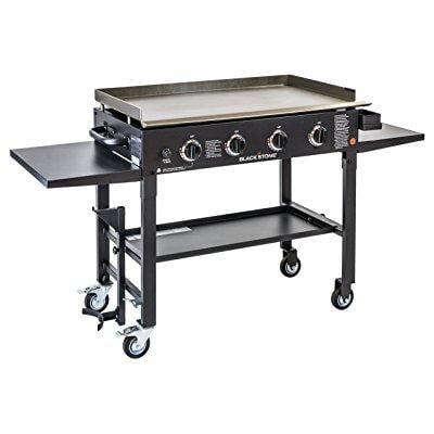 Blackstone 36 Inch Outdoor Flat Top Gas Grill Griddle Station 4 Burner Propane Fueled Restaurant Grade Professional Quality Walmart Inventory Checker Brickseek