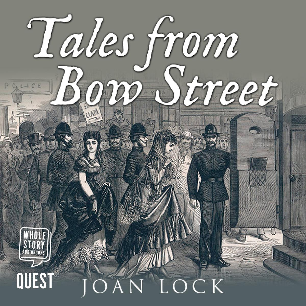 Tales From Bow Street - Audiobook