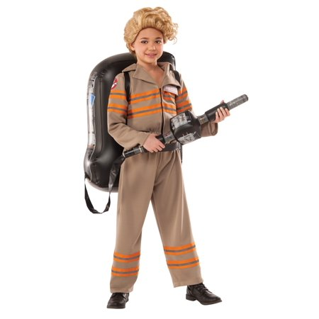 Ghostbusters Movie: Ghostbuster Female Deluxe Child Halloween Costume - Toddler Ghostbusters Costume