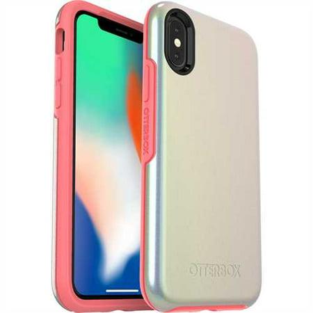 innovative design f459e e414f OtterBox Apple iPhone X Case Symmetry - Unicorn