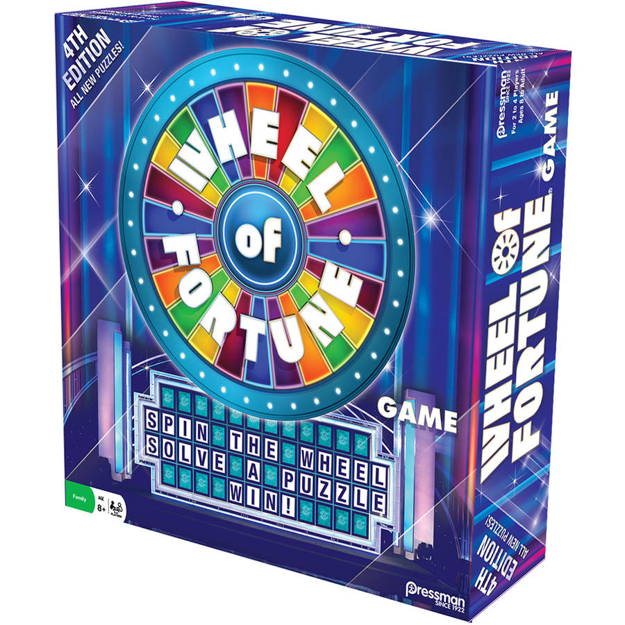 wheel of luck game