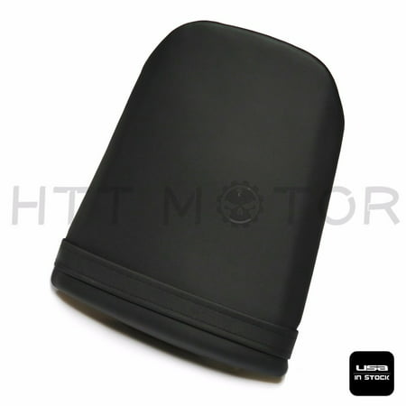 HTTMT- Brand New Motorcycle Black Rear Passenger Seat Pillion For Honda CBR600 (Best Motorcycle For Pillion Passenger)