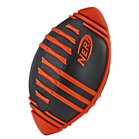 Nerf Sports Weather Blitz Football (black) - Football Toy Bag