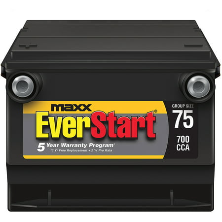 Everstart maxx lead acid automotive battery group 75n walmart everstart maxx lead acid automotive battery group 75n fandeluxe Images
