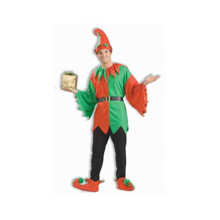 CO-SANTA'S HELPER ELF(UNISEX) - Hamburger Helper Costume