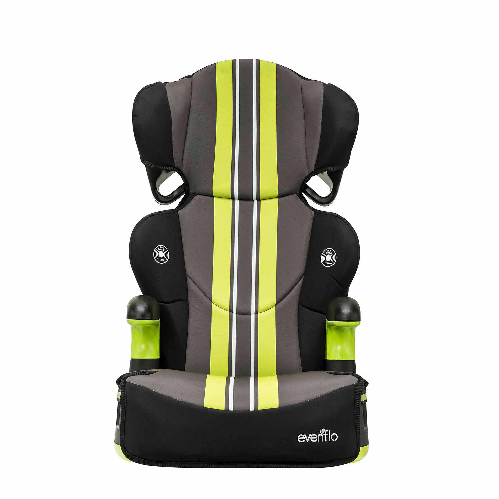 Evenflo Big Kid Sport High Back Booster Car Seat, Grand Prix