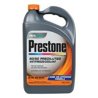 Prestone Dex-Cool Extended Life Antifreeze/Coolant Quickfill, 1-Gallon