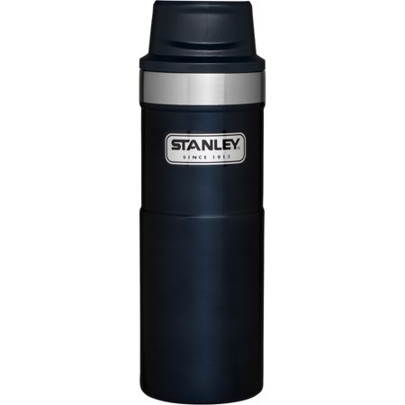 Stanley Classic 16oz Trigger-Action Travel Mug Nightfall