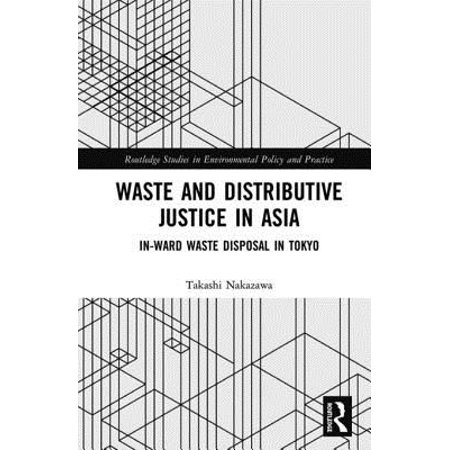 Waste and Distributive Justice in Asia - eBook