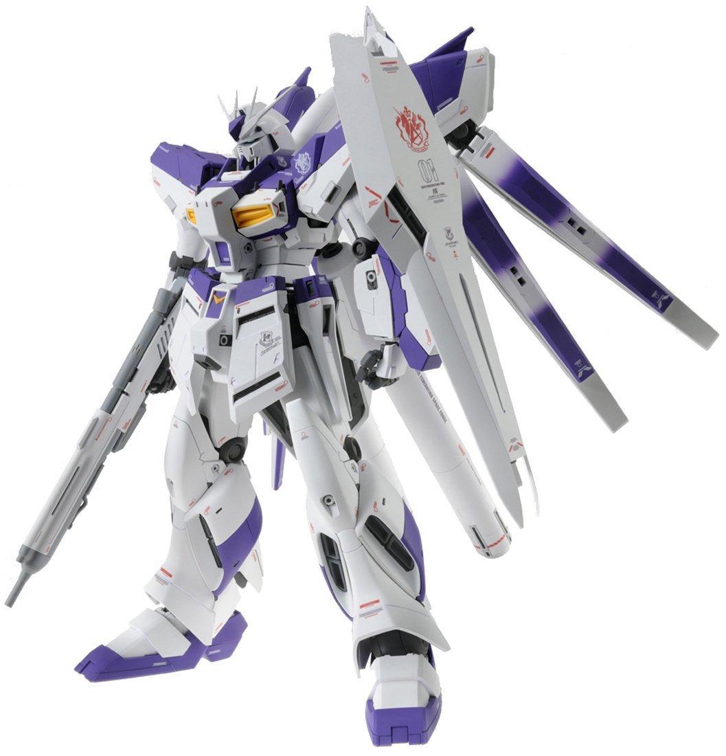 """Bandai Hob MG 1 100 RX-93-2 Hi-Nu Gundam Ver.Ka """"Char's Counterattack"""" Model Kit, Fast... by"""