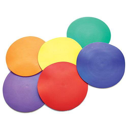 US Games Color My Class Non-Slip Spots (6-Pack) - image 1 de 1