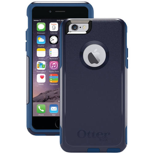Otterbox Commuter Series Case for iPhone 6/6s, Black