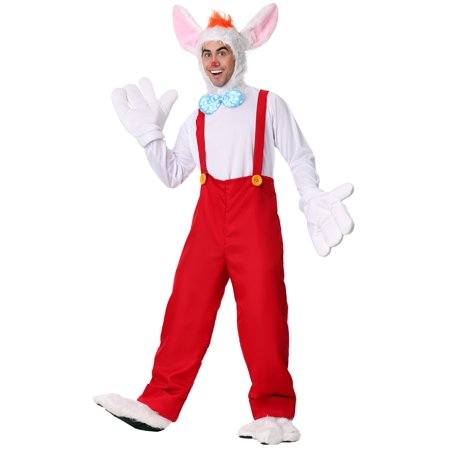 Plus Size Cartoon Rabbit Costume (Cartoon Diy Costumes)