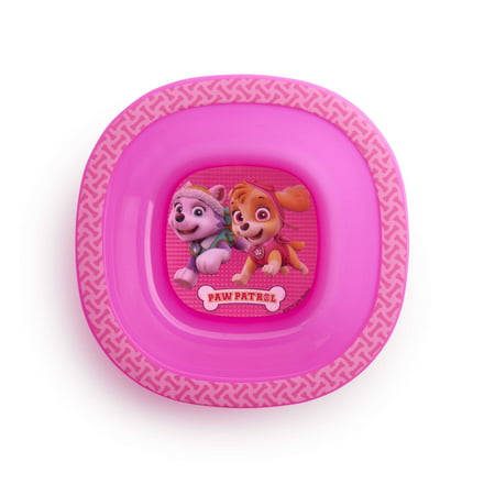 Paw Patrol Toddler Bowl, 1.0 (Paw Prints Travel Bowl)