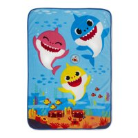 Baby Shark Musical Toddler Blanket
