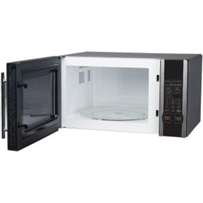 1.1 Cubic-ft, 1,000-Watt Stainless Microwave with Digital Touch