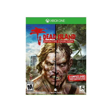 Dead Island Definitive Collection, SQUARE ENIX LLC, Xbox One,