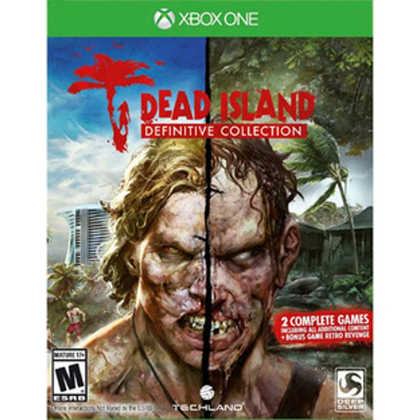 Dead Island Definitive Collection, SQUARE ENIX LLC, Xbox One, 816819013373