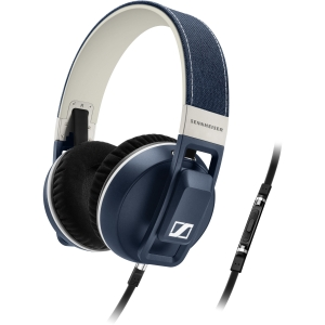 Sennheiser 506450 Mobile Ios On Ear Headph Denim