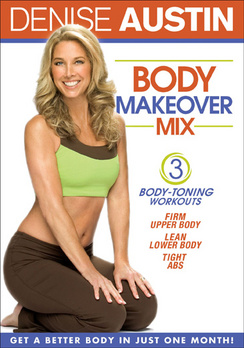 Denise Austin: Body Makeover Mix (DVD) by LIONS GATE