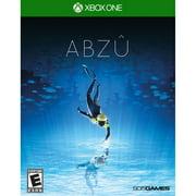 Abzu, 505 Games, Xbox One, REFURBISHED/PREOWNED