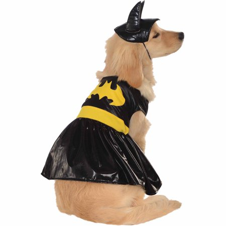 Batgirl Halloween Pet Costume (Multiple Sizes Available) (Pez Halloween Costume)