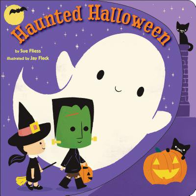 Haunted Halloween (Board Book) (Haunted Poems Halloween)