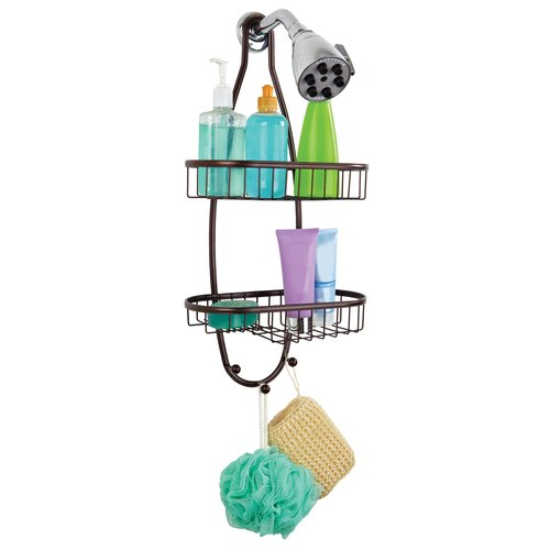 Bath Bliss Flat-Wire Shower Caddy by Kennedy International, INC.