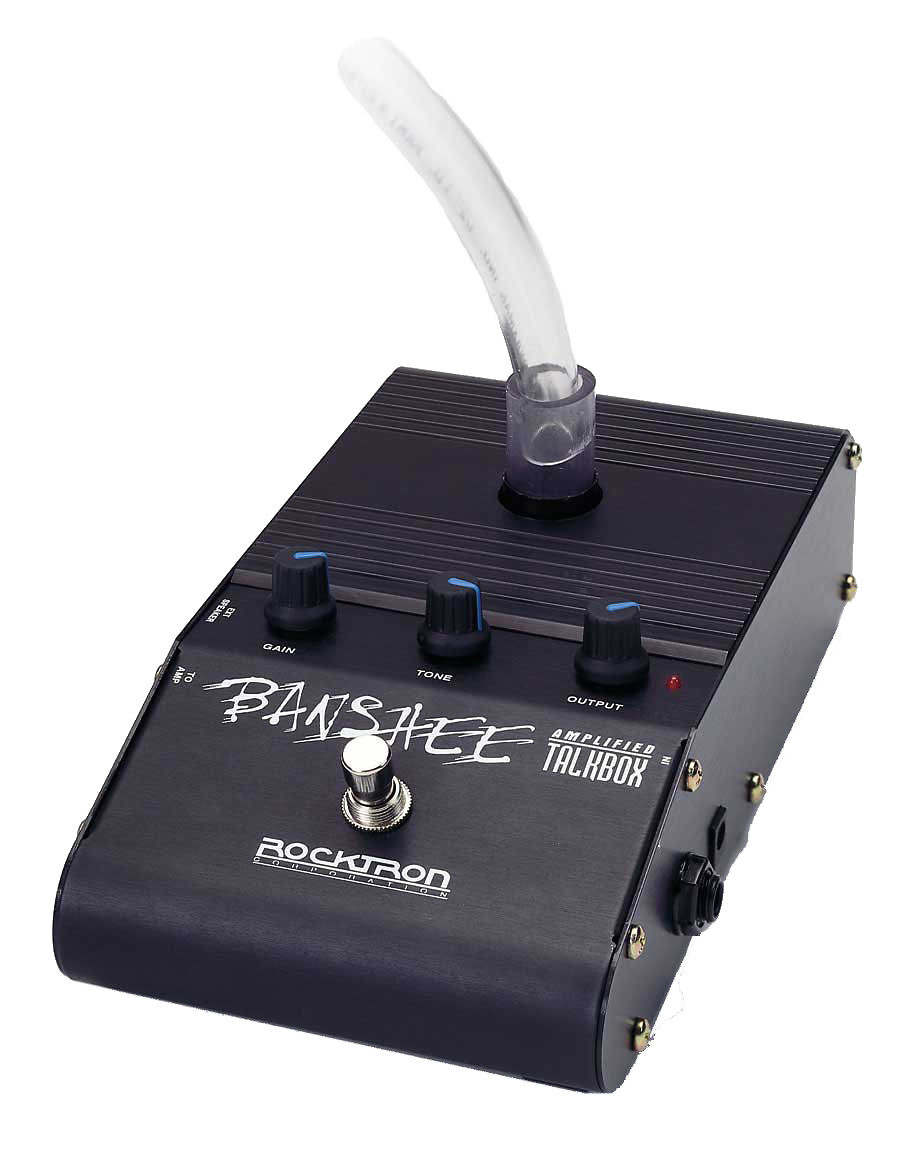 Rocktron Banshee Talk Box Pedal by Unassigned