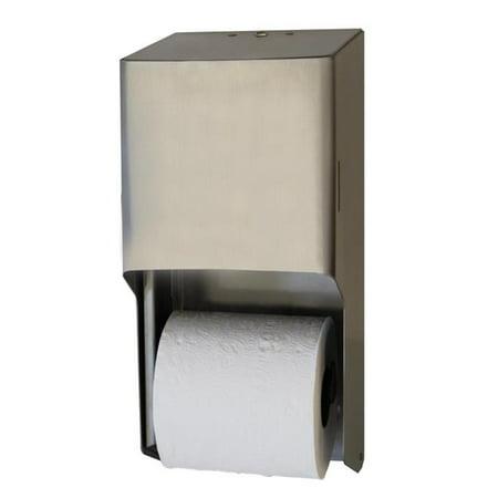 Palmer Fixture RD032509 Standard Double Roll Tissue Dispenser