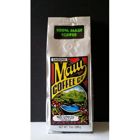 Pacific Coffee Co 100%maui Coffee