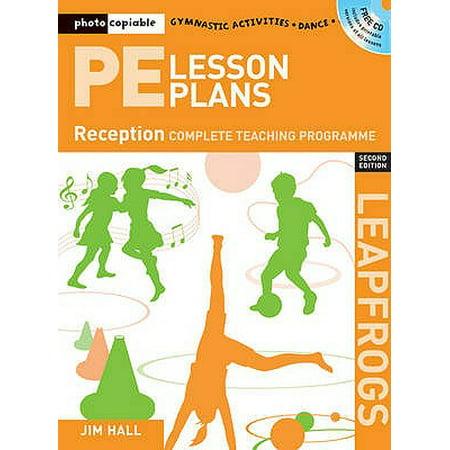 Pe Lesson Plans Year R