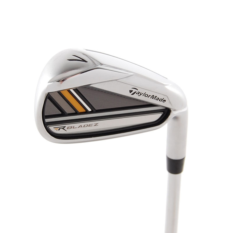 TaylorMade RocketBladez New 7-Iron R-Flex Steel RH