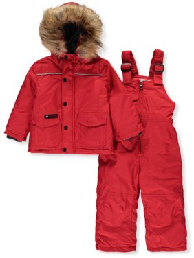 9b3215636cd Product Image Canada Weather Gear Baby Girls' 2-Piece Snowsuit