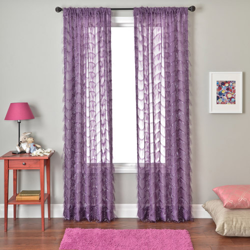 Colchester Ave Tango Rod Pocket Curtain Panel