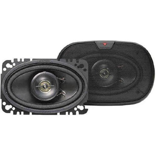 "Kenwood KFC-4675C 4"" x 6"" 2-way Speakers (No Grilles version of KFC-4675)"