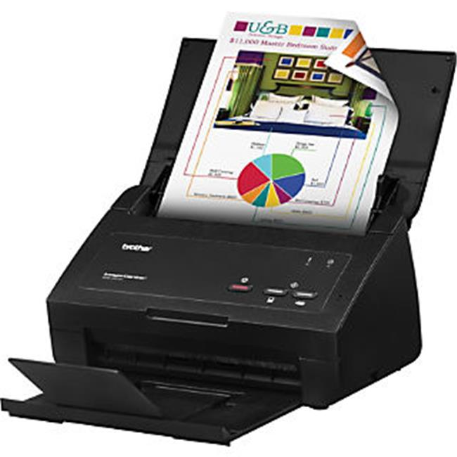 Brother International ADS2000E Image Center Scanner, 600 x 600 dpi
