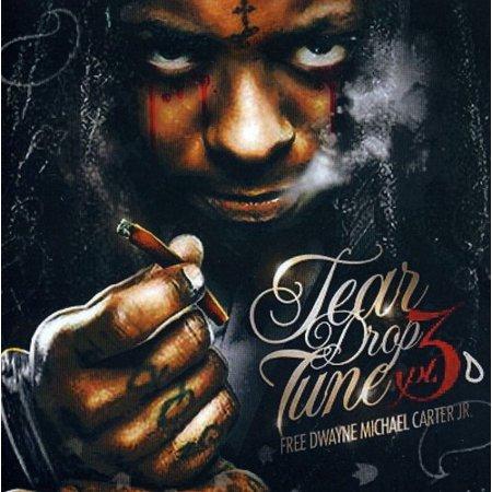 Lil Wayne - Lil Wayne: Vol. 3-Tear Drop [CD] - Lil Wayne Halloween Lyrics