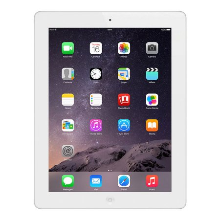 Apple iPad 4 16GB WiFi Only White Refurbished