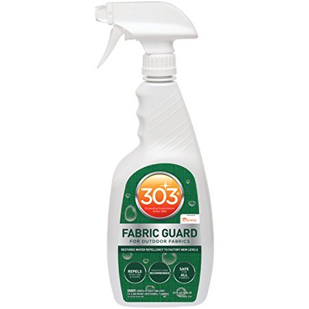 Fabric Guard Water Repellant Spray Clothes Furniture Prevent Mold Mildew