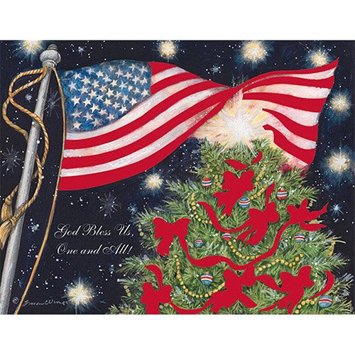 lang a patriotic christmas boxed chris walmart com