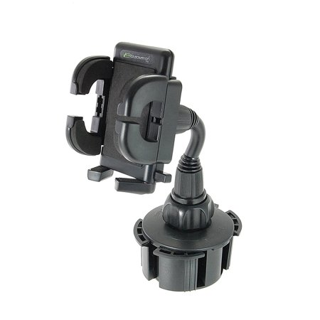 - Car Phone Mount, Bracketron Cup-it Cupholder Universal Car Mount Mobile Phone
