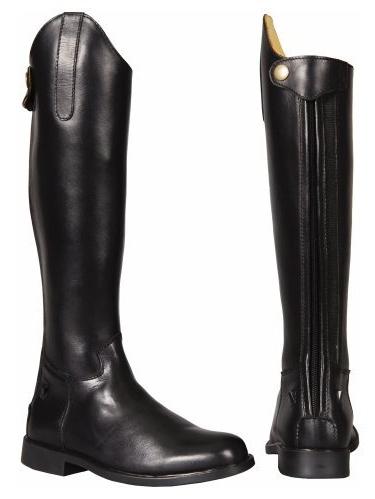 TuffRider Children's Baroque Dress Boots - Black - 1RW